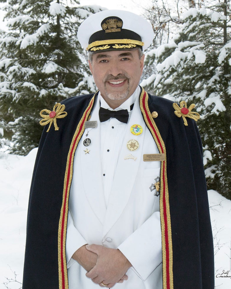 King Ullr LVIII Ross Strauser